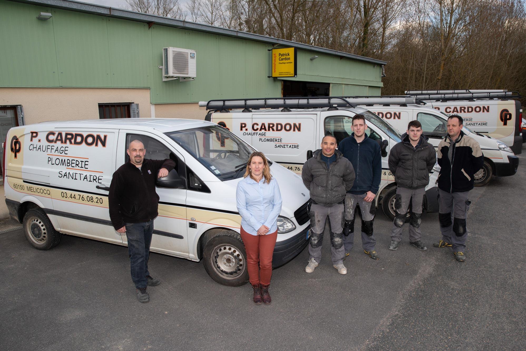 entreprise Cardon